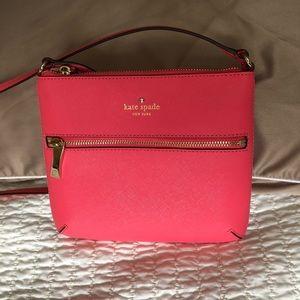 Kate spade purse pink